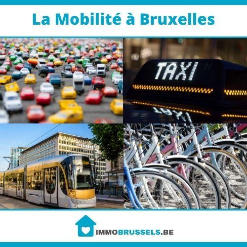 Mobilité à Bruxelles