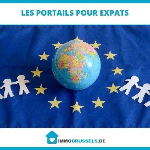 expatriés, les expats sur Bruxelles