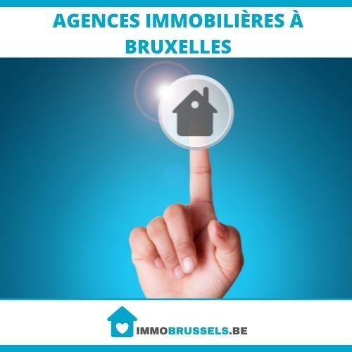 les agences immobilières à Bruxelles