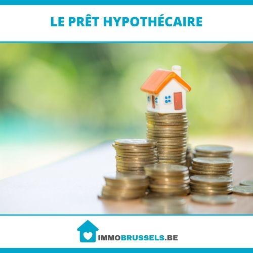 prêt hypothécaire Bruxelles