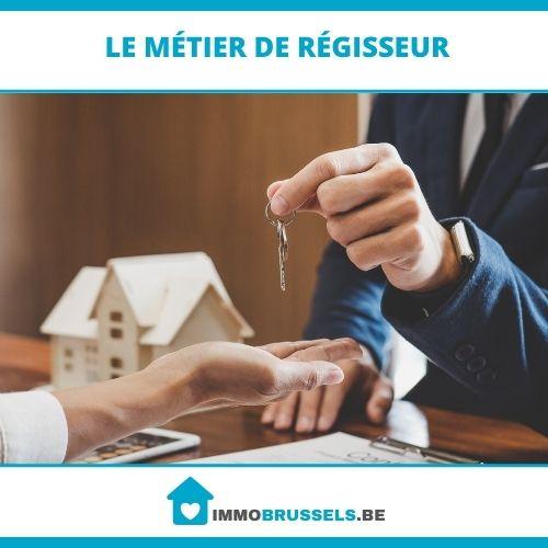 régisseur - le gestionnaire de patrimoine immobilier