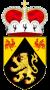 Blason Province du Brabant Wallon